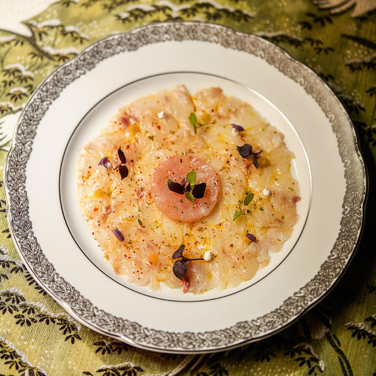Lapérouse - cuisine Jean-Pierre Vigato - photo Matthieu Salvaing (2)