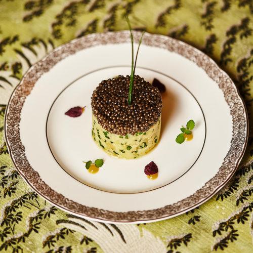 Lapérouse - cuisine Jean-Pierre Vigato - photo Matthieu Salvaing
